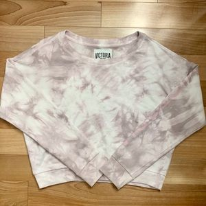 Tie die sweat shirt By Victoria sport